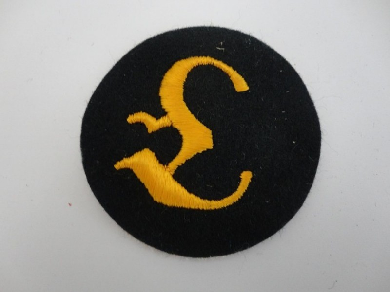 WW2 German Ordnance Badge